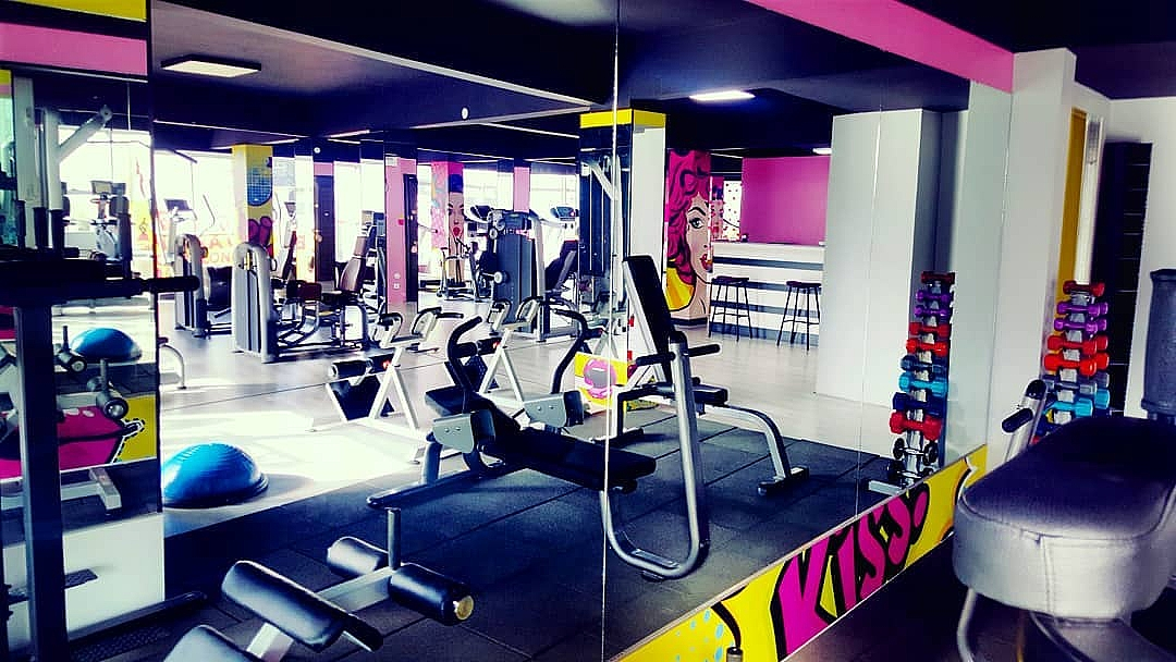 Bluegym Fitness Salonu